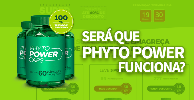 phyto power caps funciona